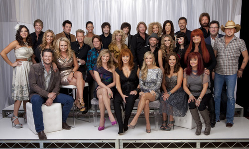 The Academy of Country Music's Girls' Night Out: Superstar Women of Country, Las Vegas, 04/04/2011