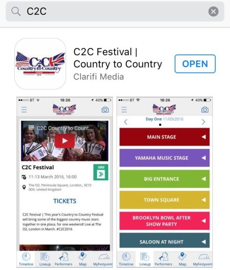 C2C App