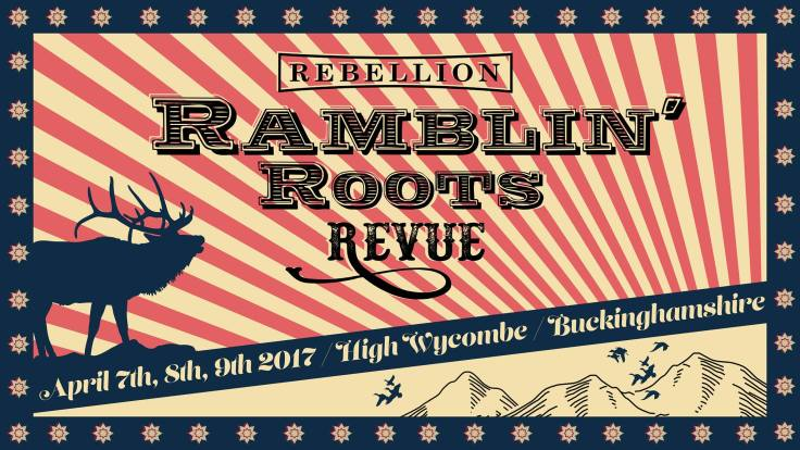 Ramblin Poster