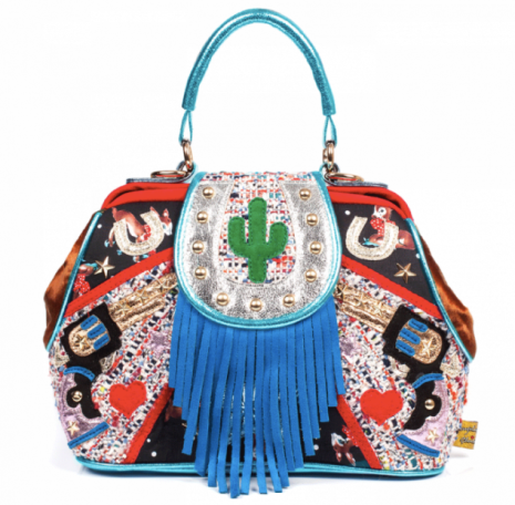 Rodeo themed western bag